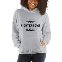 "Women's ""Fightertown USA"" Hoodie"