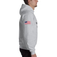"Men's ""Fightertown USA"" Hoodie"