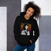 "Women's ""Tom Petty Last Dance with Mary Jane"" Hoodie"