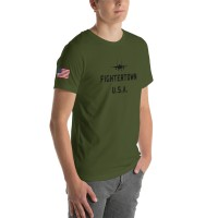 "Men's ""Fightertown USA"" T-shirt"
