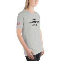 "Women's ""Fightertown USA"" T-shirt"