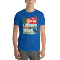 "Men's ""They call him Flipper"" T-shirt"