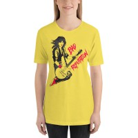"Women's ""Joan Jett Bad Reputation"" T-shirt"