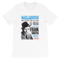 "Men's ""Ol' Blue Eyes Frank Sinatra"" T-shirt"