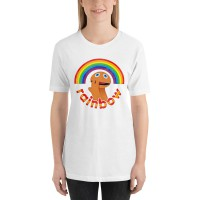 "Women's ""Rainbow featuring Zippy"" T-shirt"