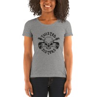 "Women's ""Twisted Sisters"" Fitted T-shirt"